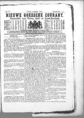 Nieuwe Goessche Courant 1872-10-04