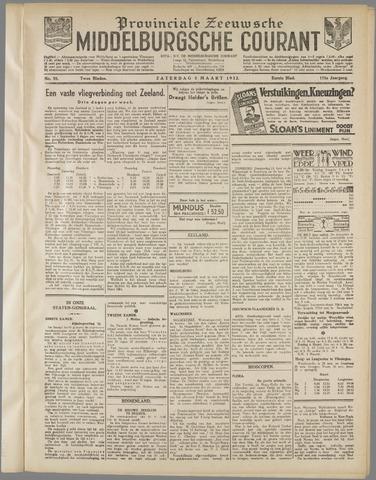 Middelburgsche Courant 1932-03-05