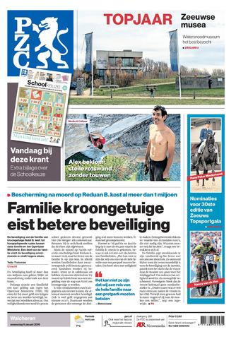 Provinciale Zeeuwse Courant 2019-01-09