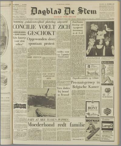 de Stem 1964-11-20