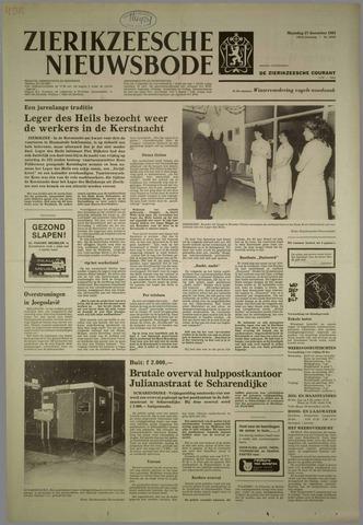 Zierikzeesche Nieuwsbode 1982-12-27