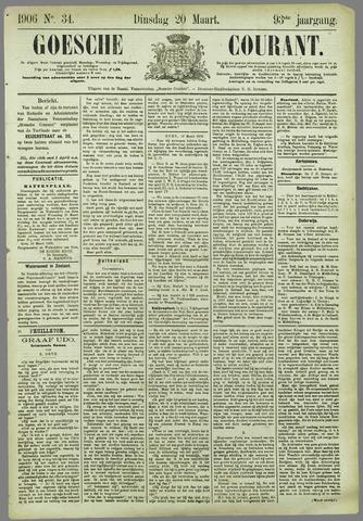 Goessche Courant 1906-03-20