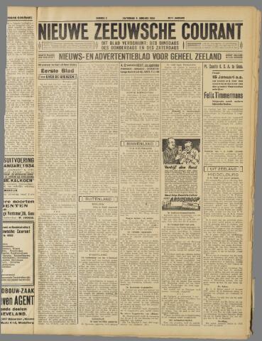 Nieuwe Zeeuwsche Courant 1934-01-06