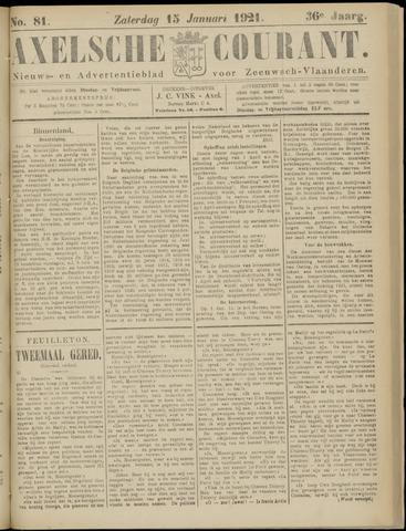 Axelsche Courant 1921-01-15