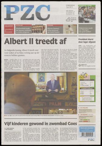 Provinciale Zeeuwse Courant 2013-07-04