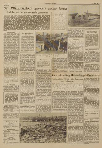 Watersnood documentatie 1953 - kranten 1954-10-05