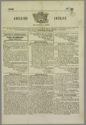 Goessche Courant 1850-06-10