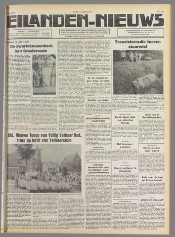 Eilanden-nieuws. Christelijk streekblad op gereformeerde grondslag 1975-08-12