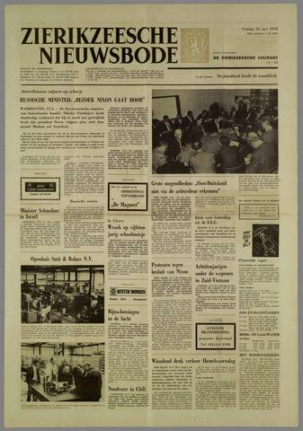 Zierikzeesche Nieuwsbode 1972-05-12