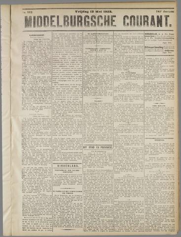 Middelburgsche Courant 1922-05-12