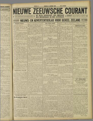 Nieuwe Zeeuwsche Courant 1926-10-12