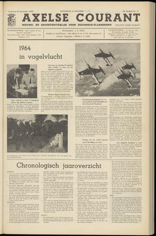 Axelsche Courant 1965-12-31