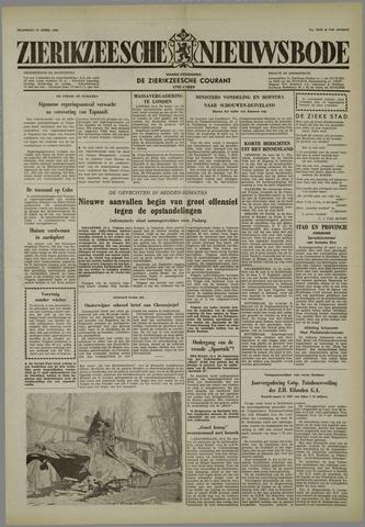 Zierikzeesche Nieuwsbode 1958-04-14