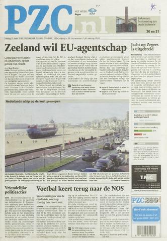 Provinciale Zeeuwse Courant 2008-03-11