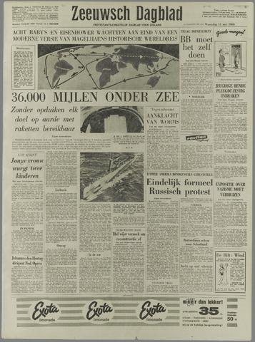 Zeeuwsch Dagblad 1960-05-11