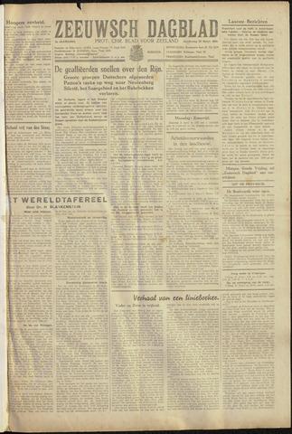 Zeeuwsch Dagblad 1945-03-29