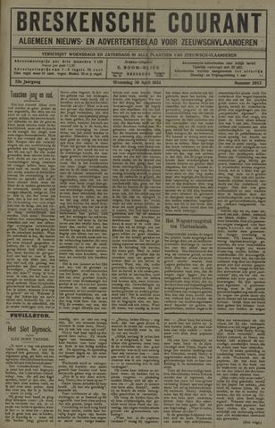 Breskensche Courant 1924-04-30