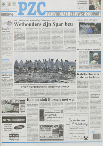 Provinciale Zeeuwse Courant 2000-06-10