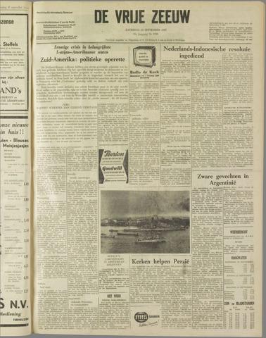 de Vrije Zeeuw 1962-09-22