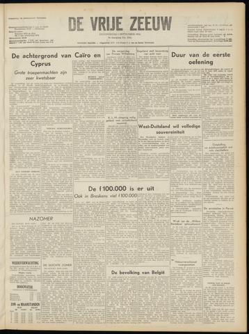 de Vrije Zeeuw 1954-09-02