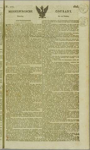 Middelburgsche Courant 1825-10-22