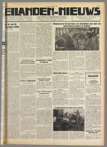 Eilanden-nieuws. Christelijk streekblad op gereformeerde grondslag 1967-02-28