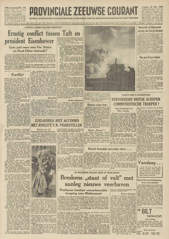 Provinciale Zeeuwse Courant 1953-05-29