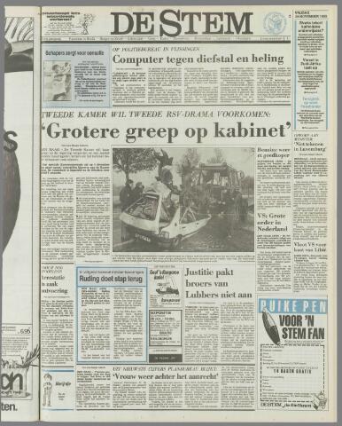 de Stem 1985-11-29