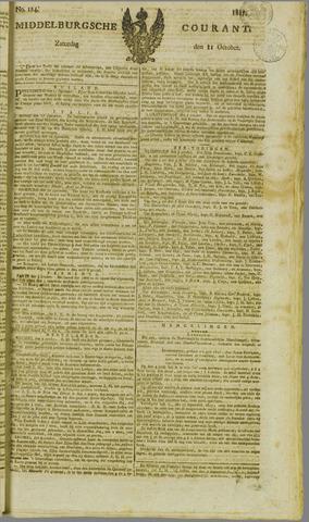 Middelburgsche Courant 1817-10-11