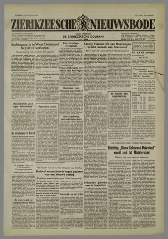 Zierikzeesche Nieuwsbode 1954-08-14