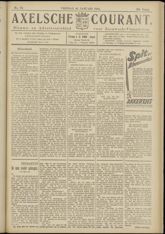 Axelsche Courant 1941-01-24