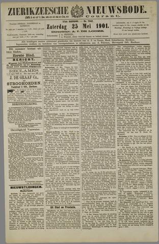 Zierikzeesche Nieuwsbode 1901-05-25