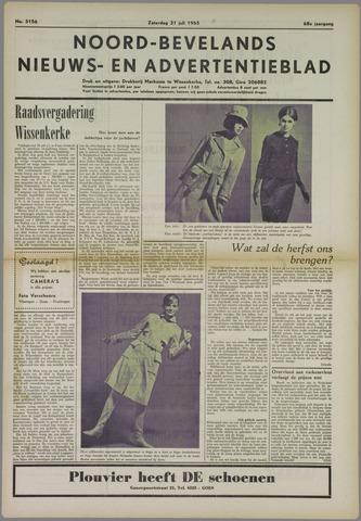 Noord-Bevelands Nieuws- en advertentieblad 1965-07-31