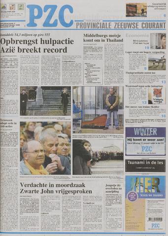 Provinciale Zeeuwse Courant 2005-01-06