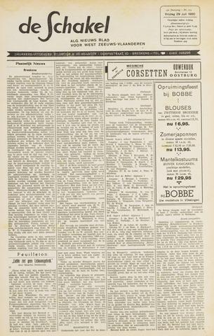 De Schakel 1960-07-29