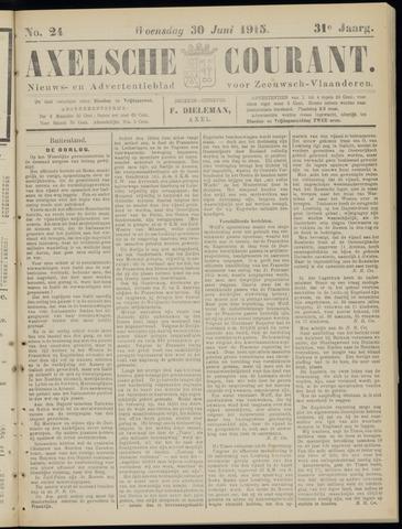 Axelsche Courant 1915-06-30