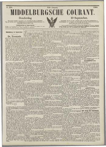 Middelburgsche Courant 1901-09-19