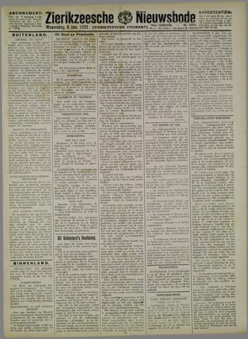Zierikzeesche Nieuwsbode 1921-01-05