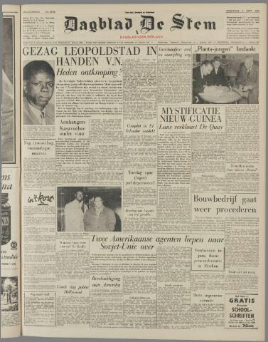 de Stem 1960-09-07