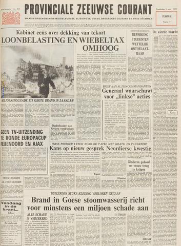 Provinciale Zeeuwse Courant 1971-09-09