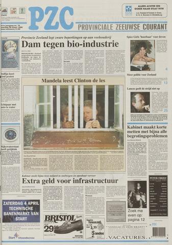 Provinciale Zeeuwse Courant 1998-03-28