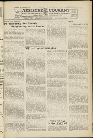 Axelsche Courant 1950-09-09