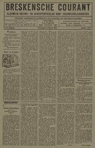 Breskensche Courant 1926-02-24