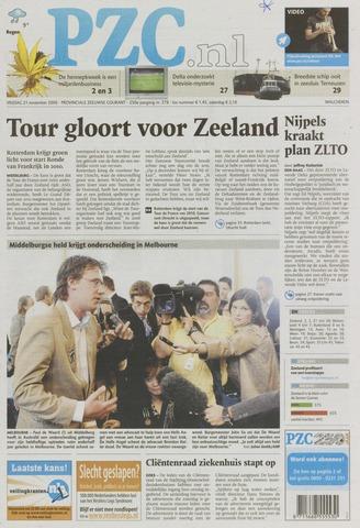 Provinciale Zeeuwse Courant 2008-11-21