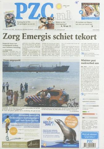 Provinciale Zeeuwse Courant 2009-07-04