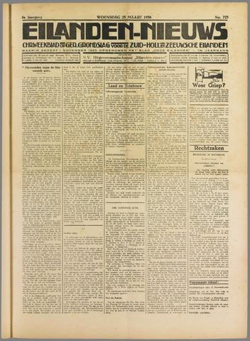 Eilanden-nieuws. Christelijk streekblad op gereformeerde grondslag 1936-03-25