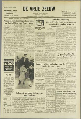 de Vrije Zeeuw 1963-09-25