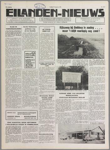 Eilanden-nieuws. Christelijk streekblad op gereformeerde grondslag 1980-08-15