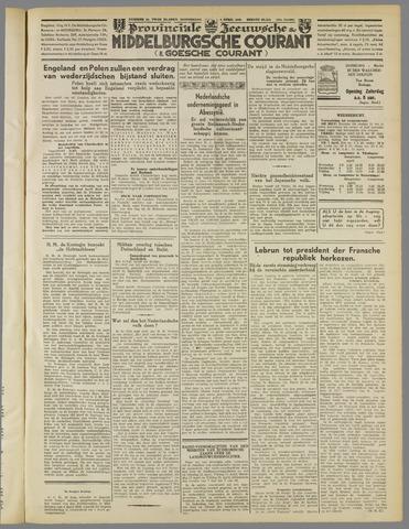 Middelburgsche Courant 1939-04-06