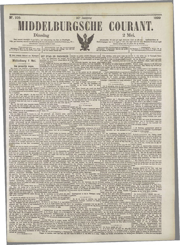 Middelburgsche Courant 1899-05-02
